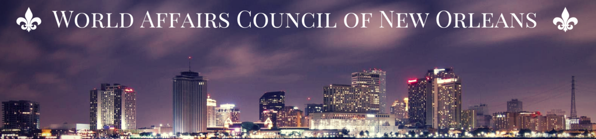 The World Affairs Council of New Orleans
